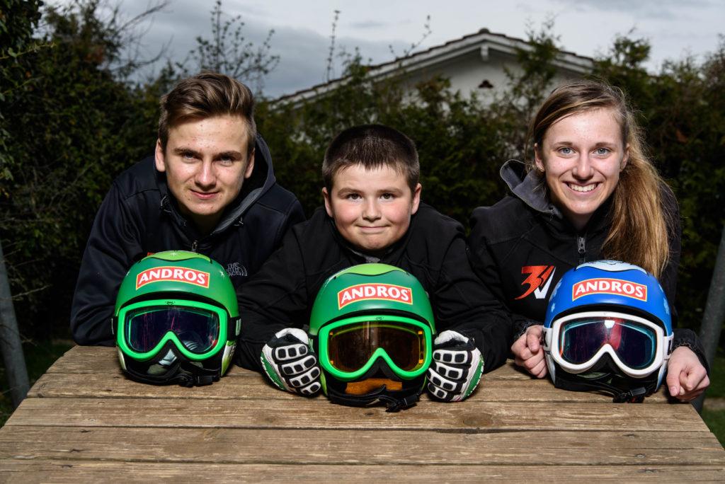 Les 3Violon sont prêts à démarrer la saison de ski 2018-2019 !
